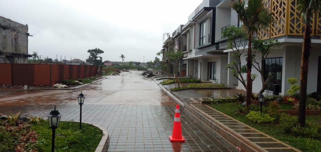 Cluster Exclusive Bebas Banjir di Bekasi